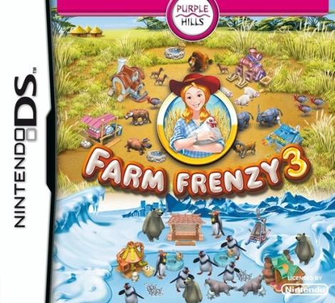 Farm frenzy 3  nds