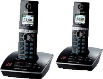 Panasonic dect set kx-tg8062 duo