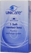 Unicare contactlens -4.75